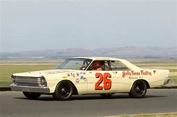 Historic Stock Cars Featured At Monterey Motorsport Reunion