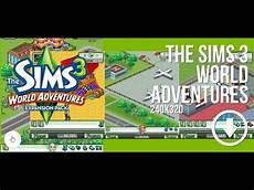 the sims 3 world adventures para celular