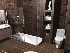 35 Brown Bathroom Floor Tile Ideas And Pictures