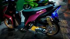 Mio M3 Babylook by 7 Modifikasi Motor Olong Yang Keren Abis Kumpulan