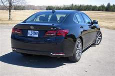 2016 acura tlx sh awd elite test review