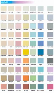 wall colour shade cards hawk haven