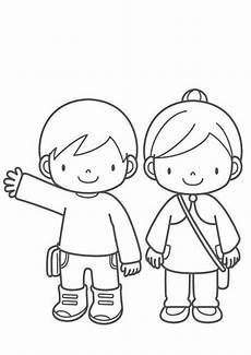 Ausmalbilder Zum Ausdrucken Kinder Ausmalbilder Kinder 24 Ausmalbilder Kinder
