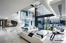 Traumhaus Modern Innen - modern mansion with interiors