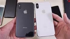 iphone x unboxing all colors 4k