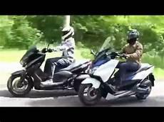 Honda Forza 125 Vs Yamaha X Max 125 Mantab