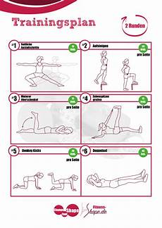 bauch beine po trainingsplan bauch beine po 220 bungen fitness shape de