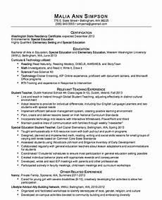 by ririn nazza free resume sle elementary teacher resume elementary teacher