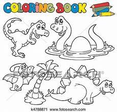 Dinosaurier Pflanzenfresser Ausmalbilder Ausmalbilder Mit Dinosaurier 1 Clipart K4788871
