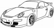 Malvorlagen Auto Porsche Malvorlagen Porsche Zum Ausdrucken
