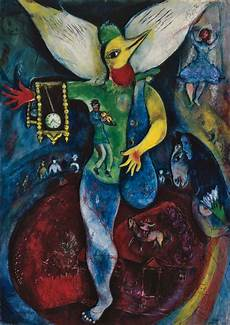 a painter of sorrows - Marc Chagall Werke