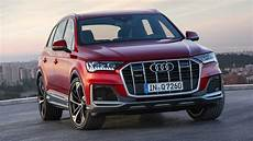audi hybrid suv 2020 2020 audi q7 shows its comprehensive facelift in
