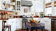 10 beautiful white house kitchens coastal living