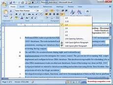 learn microsoft office word 2007 home tab it computer training learningcomputer com