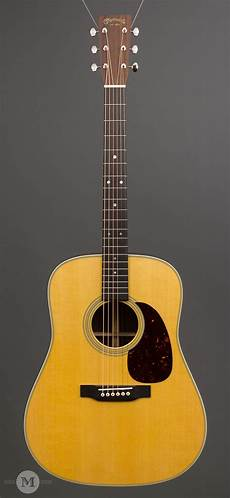 Martin Acoustic Guitars 2017 D 28 Newly Redesigned