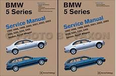 service manuals schematics 2011 bmw 5 series security system 1997 2003 bmw 5 series bentley repair shop manual 2 volume set