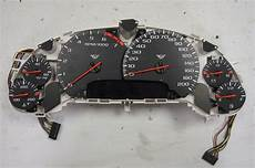 how does cars work 1997 chevrolet corvette instrument cluster 1997 2004 corvette c5 instrument gauge cluster used tach not working 10408309 factory oem parts