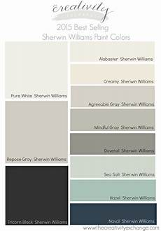 2015 best selling and most popular paint colors sherwin williams and benjamin