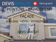 Tarif Et Devis Peinture Et Ravalement De Fa 231 Ade En Suisse