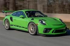 2019 porsche 911 gt3 rs review autotrader