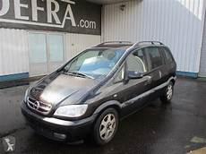 Voiture Opel Monospace Zafira 2 0 Dti Airco 7 Persons