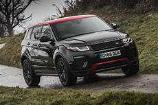 Range Rover Evoque Ember 2017 Review Auto Express