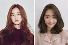 10 Gaya Rambut Untuk Wajah Bulat Ala Korea Yang Stylish