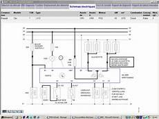 schema electrique voiture renault megane 1 9d ne d 233 marre plus court circuit m 233 canique