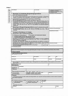 Umwelt Demo Einf 252 Hrung Einheitlicher Vordrucke F 252 R