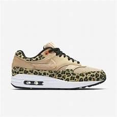 nike air max 1 premium leopard grailify sneaker releases