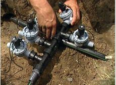 How to Install an In Ground Sprinkler System   how tos   DIY