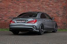 Mercedes 45 Amg - facelifted mercedes amg 45 gets horsepower injection