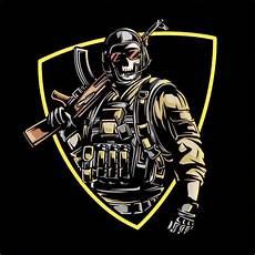 Gambar Logo Mentahan Squad Pubg Polos Keren Siap Edit