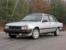 Hemmings Find Of The Day 1986 Peugeot 505 Hemmings Daily