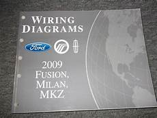 electric and cars manual 2007 lincoln mkz windshield wipe control 2009 ford fusion mercury milan lincoln mkz electrical wiring diagram manual ewd ebay