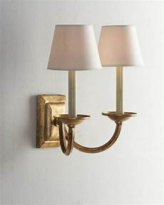 double arm flemish sconce contemporary swing arm wall