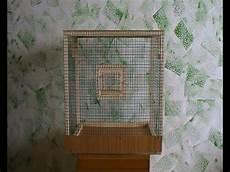 costruire una gabbia gabbia cocorite