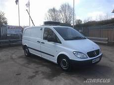 used mercedes vito temperature controlled year 2010