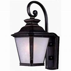 lighting pier m 10 25 in wide 1 light empire bronze outdoor integrated led wall lantern