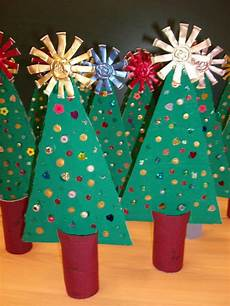 reuse crafts tree cardboard craft