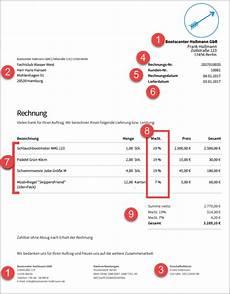 rechnungsprogramm invoiz rechnung schreiben so geht s
