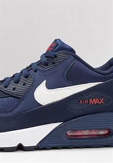 sneaker nike herren air max 90 essential midnight navy