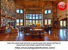 luxury log homes and luxurious living video tour whitefish lake luxury log home