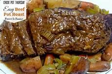 rinderbraten rezept einfach easy crockpot beef pot roast