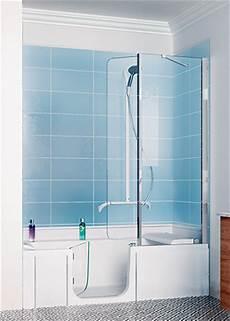 Dusch Und Badewanne - badewanne und dusche in einem kinedo duschl 246 sungen