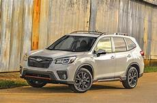 subaru forester compact suv is thoroughly reved for