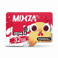 Mixza Year Rooster Limited Edition 32gb mixza year of the rooster limited edition u1 32gb tf micro
