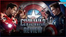captain america civil wars captain america civil war spoiler free review