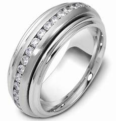 p112161pp platinum center rotating diamond eternity ring
