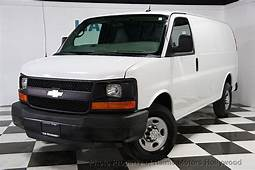 2015 Used Chevrolet Express Cargo Van RWD 2500 135 At